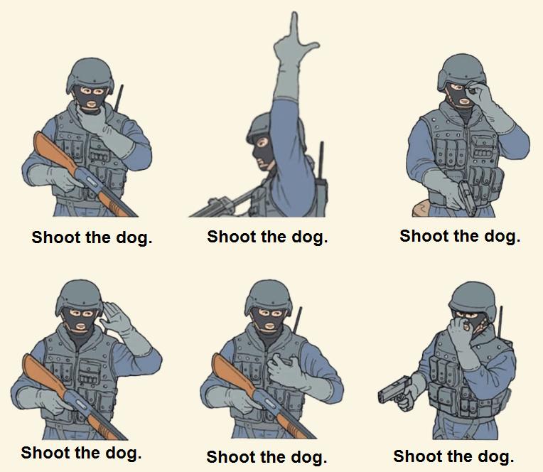 SWAT Team Fife - American Cynic